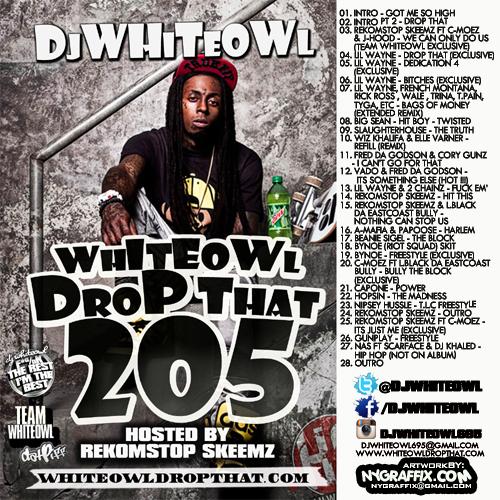 DJ WhiteOwl-Whiteowl Drop That Pt 205